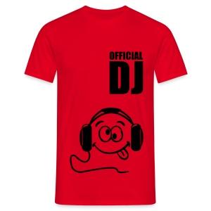 DJ Top - Men's T-Shirt