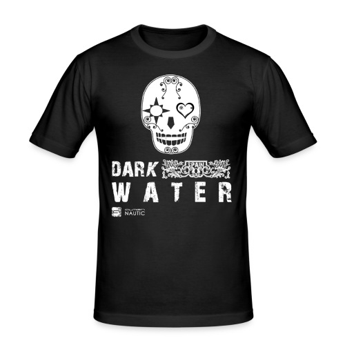 Dark Water - Camiseta ajustada hombre