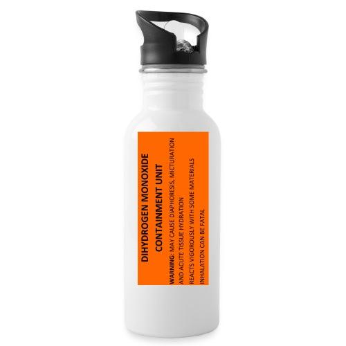 Dihydrogen Monoxide Containment Unit - Water Bottle