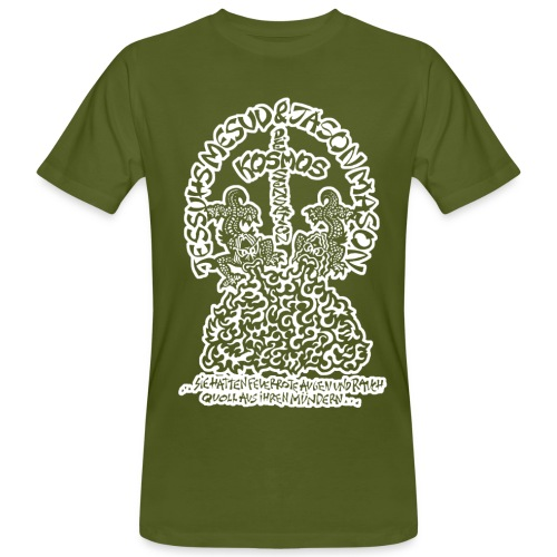 kosmossensation T-Shirts - Männer Bio-T-Shirt