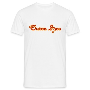 Sutton Hoo Eagles (Front & Sleeves) - Men's T-Shirt