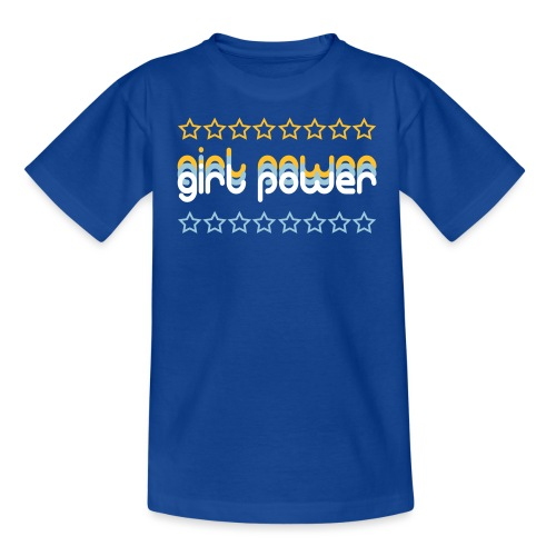 Girl Power Kids' T-Shirt - Kids' T-Shirt