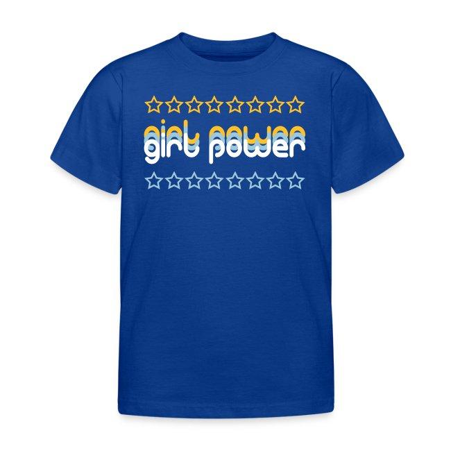 """Girl Power"" Kids' T-Shirt"