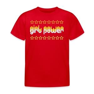 Girl Power Kids' T-Shirt - Kids' T-Shirt
