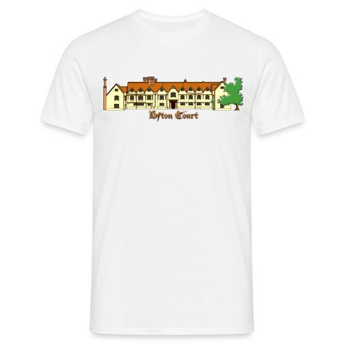 Ufton Court (Front & Back) - Men's T-Shirt