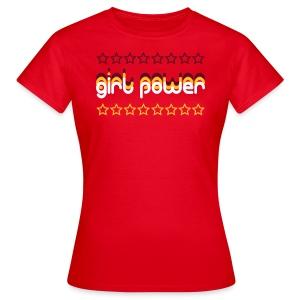 Girl Power Women's T-Shirt - Women's T-Shirt