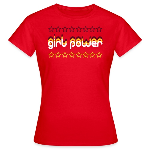 Girl Power Women's T-Shirt - Women's T-Shirt