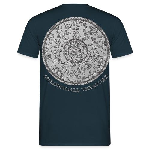 Mildenhall Treasure (Back) - Men's T-Shirt