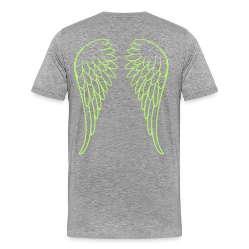 Hals und Beinbruch - Männer Premium T-Shirt