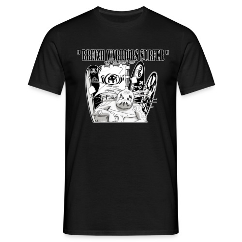 TBW01H - T-shirt Homme