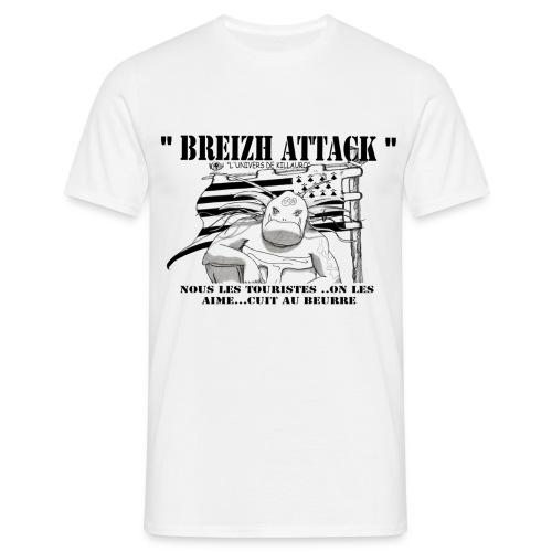 TBA05H - T-shirt Homme