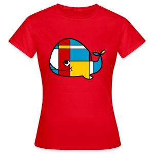 Whale Women's T - Women's T-Shirt