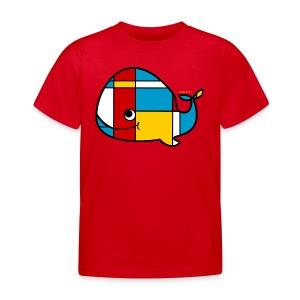 Whale Kids T - Kids' T-Shirt