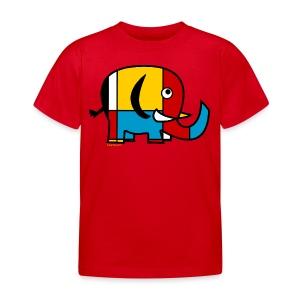 Elephant Kids T-Shirt - Kids' T-Shirt