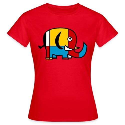 Elephant Women's T-Shirt - Women's T-Shirt