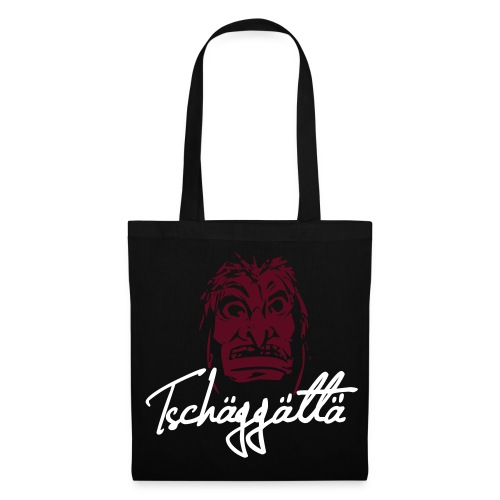 Tote Bag  - Tschäggättä flexography logo - Tote Bag