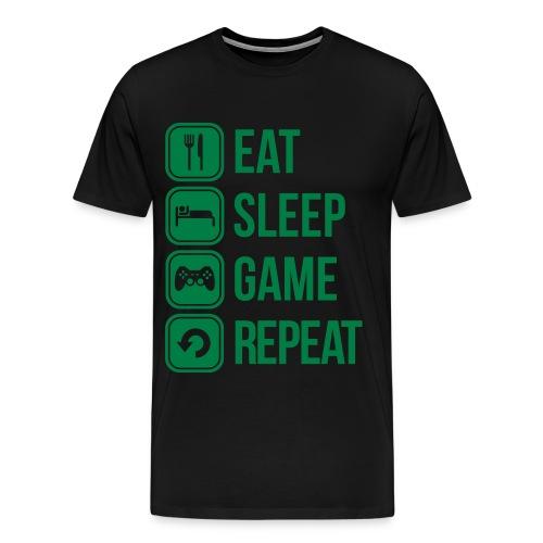 T-SHIRT ESGR - Men's Premium T-Shirt
