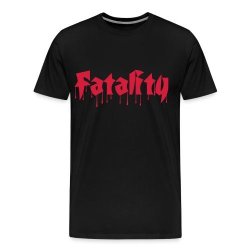 T-SHIRT FATALITY - Men's Premium T-Shirt