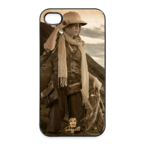 iPhone 4/4S - Botanist - iPhone 4/4s Hard Case