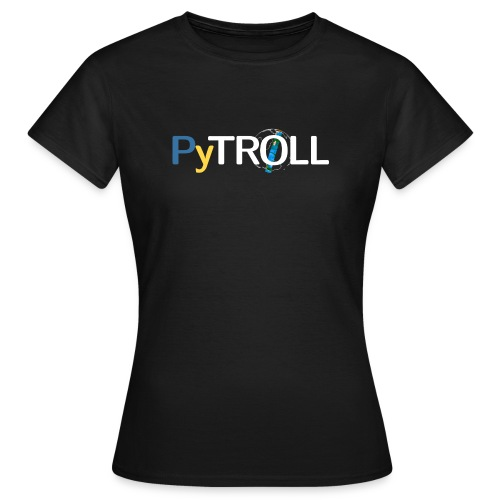 Pytroll woman shirt - Women's T-Shirt