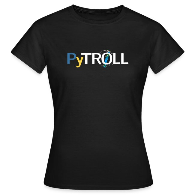 Pytroll woman shirt