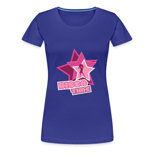 16 disco time rose - T-shirt Premium Femme