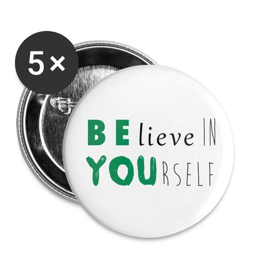 Be you - Buttons mittel 32 mm