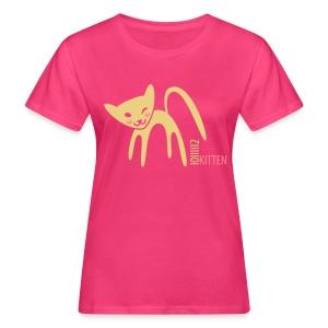 Kitten - Frauen Bio-T-Shirt