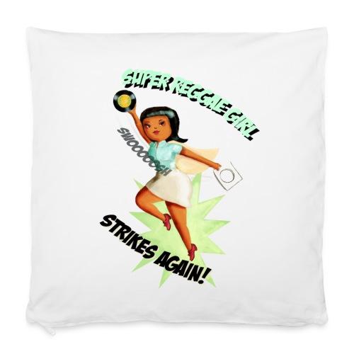 Super Reggae Girl - Pillowcase 40 x 40 cm
