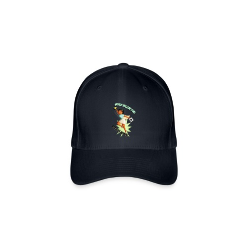 Super Reggae Girl - Flexfit Baseball Cap