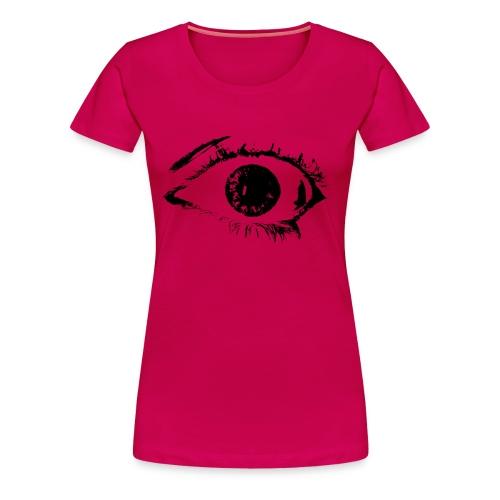 Eye Women - Women's Premium T-Shirt