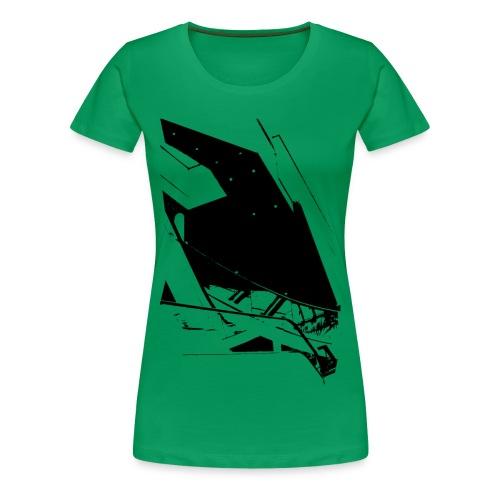 Escalators Women - Women's Premium T-Shirt