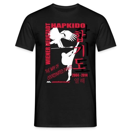 Zehn-Jahres-Shirt Männer - Männer T-Shirt