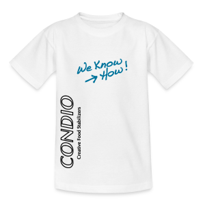 CONDIO - We Know How Kids Home - Kids' T-Shirt