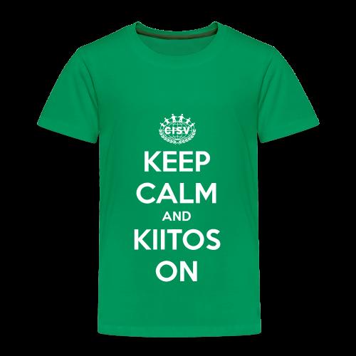 Kids Kiitos - Kinder Premium T-Shirt