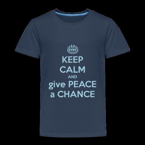 Kids Peace - Kinder Premium T-Shirt