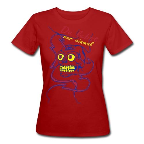 F: TK-Sam - Frauen Bio-T-Shirt