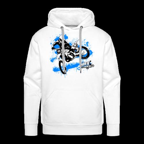 Whip Graf  - Sweat-shirt à capuche Premium pour hommes