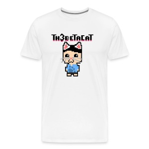 Pixel Beta - Men's Premium T-Shirt