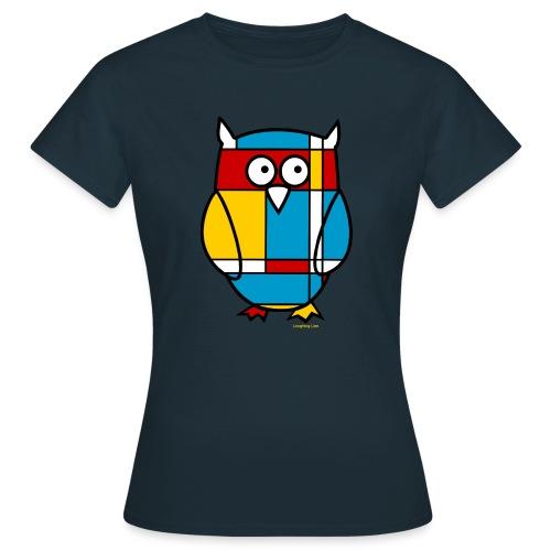 Owl Women's T-Shirt - Women's T-Shirt