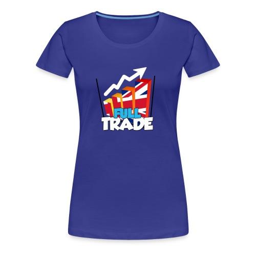 FULL-TRADE.png - Women's Premium T-Shirt