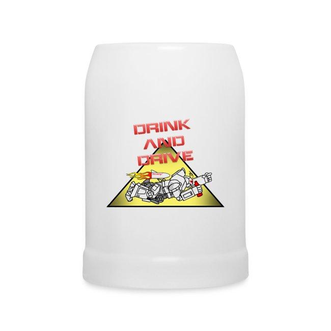 Drink & Drive Krug #1