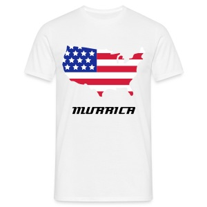 Murrica T-Shirt - Men's T-Shirt
