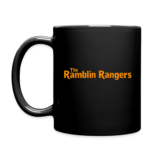 The Ramblin Rangers Krus - Ensfarvet krus