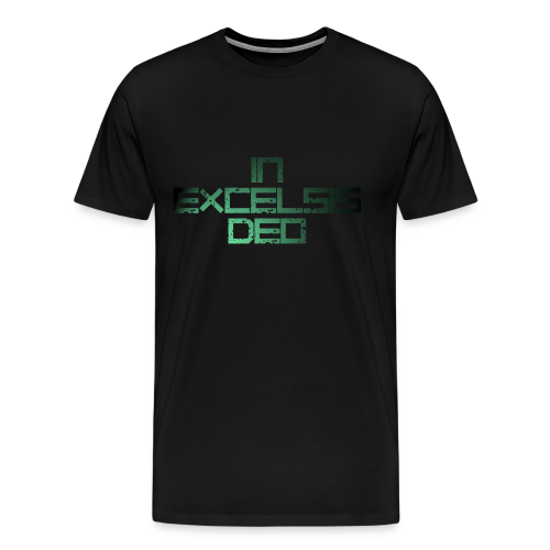 In Excelsis Deo Tshirt - Herre premium T-shirt