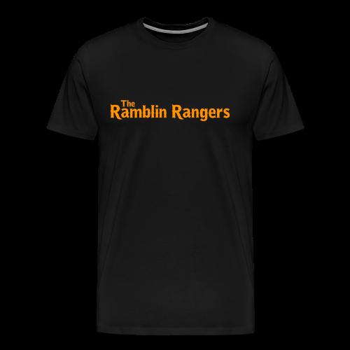 Logo Tshirt - Herre premium T-shirt