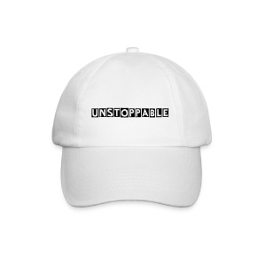 Unstoppable hat - Baseball Cap