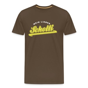 Mein Lieber Scholli! - Männer Premium T-Shirt