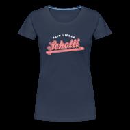 T-Shirts ~ Frauen Premium T-Shirt ~ Mein Lieber Scholli!