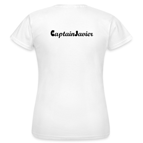 CaptainJavier [Damen] - Frauen T-Shirt